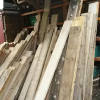 Reclaimed Scaffolding Boards Available From £2 a metre