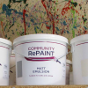 Brand New Recycled Paint Available