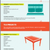 Upcycling Wood Infographic